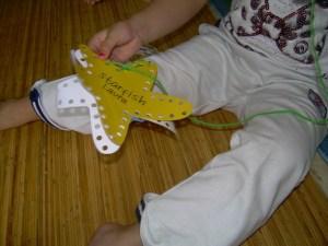 Starfish Activity