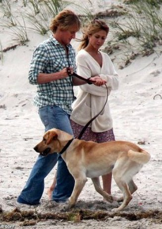 marley and me the dog dies. where he was going to die,